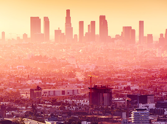 Southern California Has the Worst Pollution in the US According to the American Lung Association
