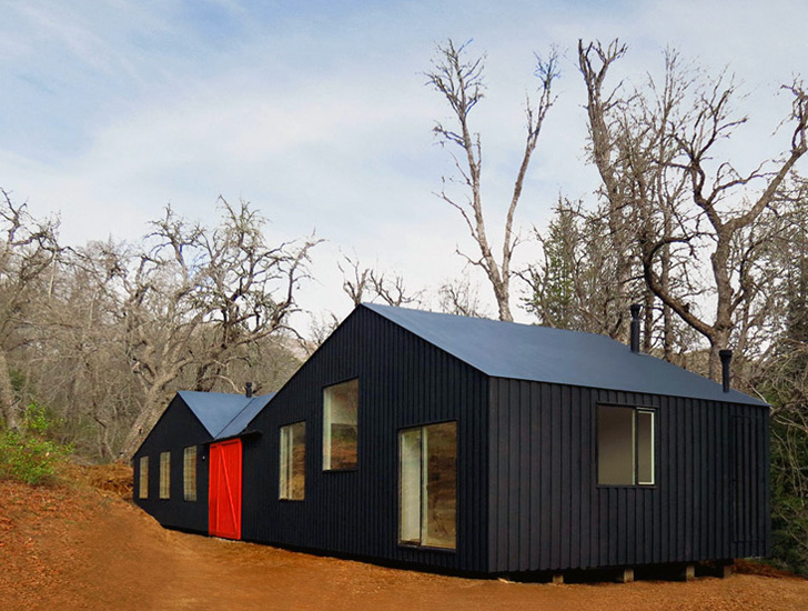 MAPAs Modern Andes Retreat Saves Energy by Drawing on Local