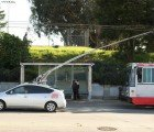 Man Hacks Prius to Run on San Francisco MUNI Electric Bus Power Lines
