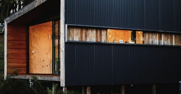 6 Eco Friendly Diy Homes Built For 20k Or Less: Pump House By Branch Studio Architects « Inhabitat