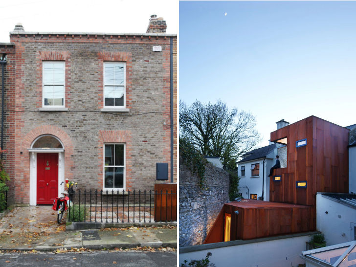 modern renovation brings victorian ranelagh house back from the
