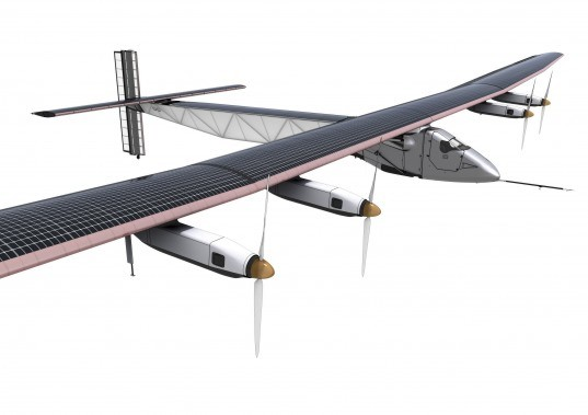 Solar Impulse, Solar Impulse 2, new Solar Impulse airplane, Solar Impulse 2 Circumnavigate the Globe, Solar Impulse 2 round the world trip, trip around the world, solar powered airplane, solar powered flight