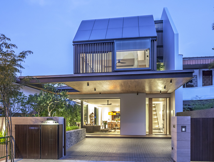 Far sight house by wallflower architecture and design for Home architecture ltd