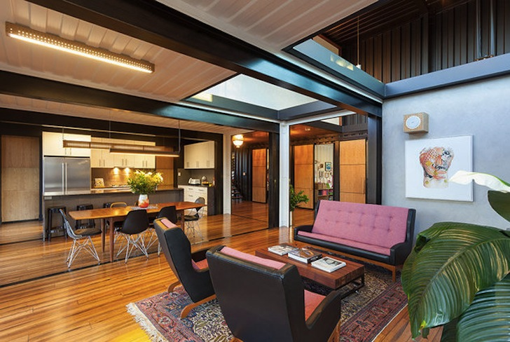 Build Shipping Container Home australia's largest cargotecture house is a modern masterpiece