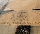 KXL Opponents Carve Massive Anti-Pipeline Crop Art in Nebraska Cornfield