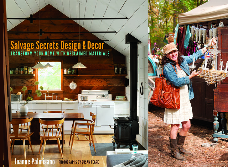 BOOK REVIEW Salvage Secrets Design Decor By Joanne Palmisano