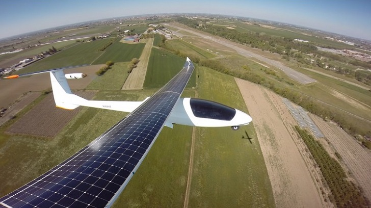 Sunseeker Duo Plane Inches Closer To World S First Solar