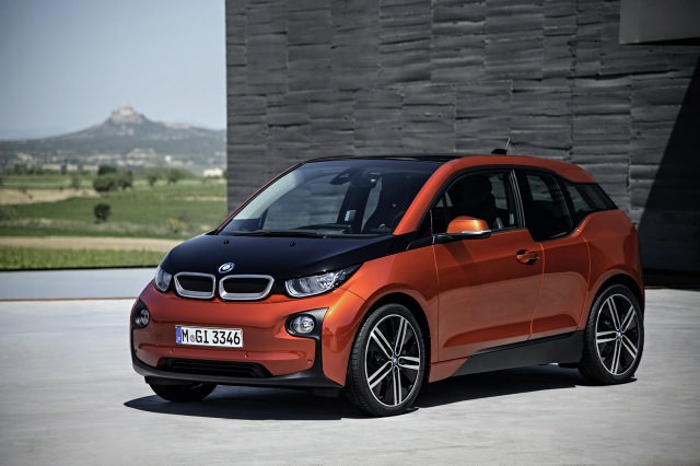 Bmw Confirms The I4 Electric Sedan Will Arrive By 2025 Inhabitat