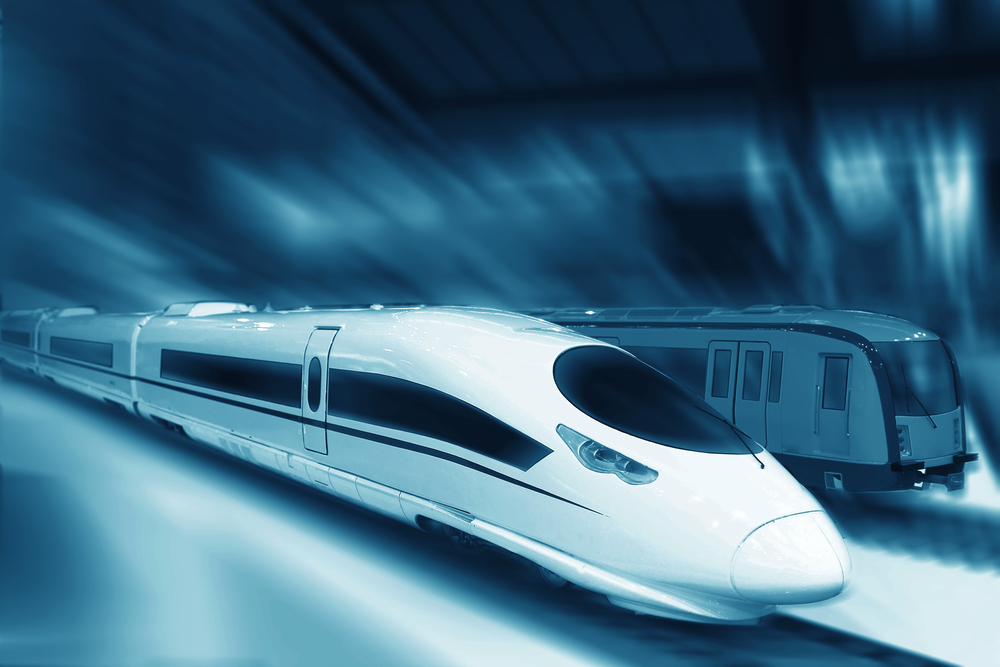China Unveils Plans to Build an 8,000-Mile High-Speed Underwater Railway Line to America