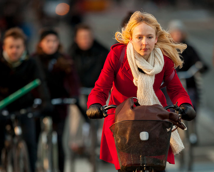 Swedish City Gives Commuters Free Bikes for Six Months to Reduce the Use of Cars