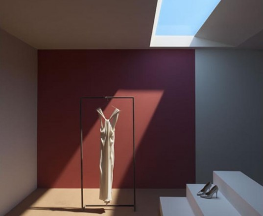 skylight, artificial daylight, paolo di trapani, university of insubria, CoeLux, LED, sunlight spectrum, nano-structured surface, rayleigh scattering process, false skylight, artificial skylight