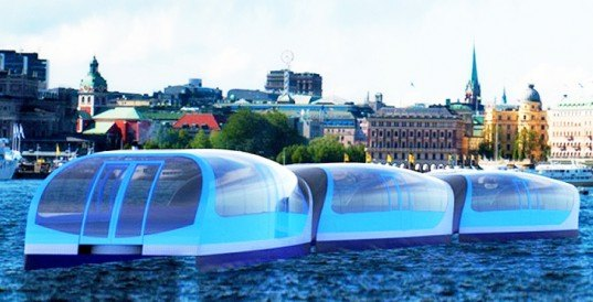 New Water Buses Proposed to Help Ease Mass Transit Pressure in Sweden