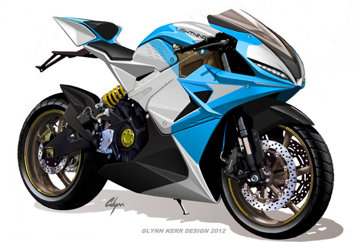 The Lightning Ls 218 Electric Superbike Is Fastest Motorcycle In World
