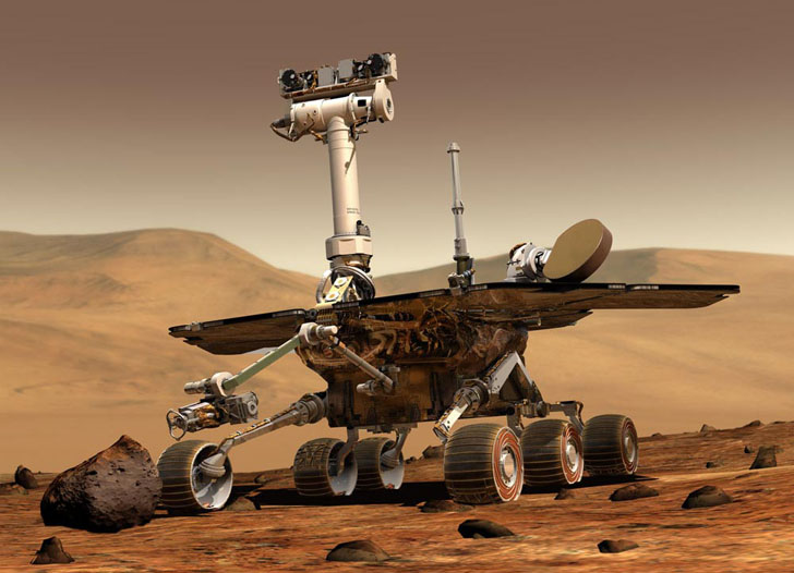 NASA's Next Rover Could Carry a Greenhouse to Mars