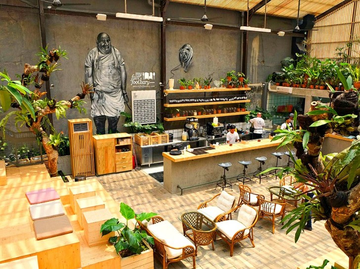 Three Buns Restaurant In Jakarta Offers Lung Pleasing