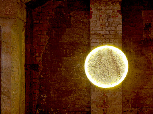 Raw Studiou0027s Luna Light Looks Just Like The Moon Right In Your Own Room |  Inhabitat   Green Design, Innovation, Architecture, Green Building