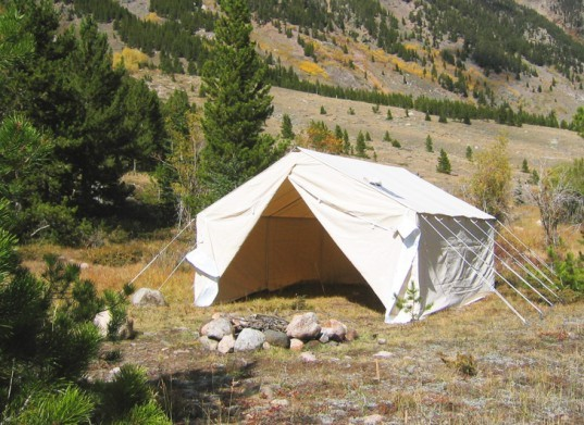 Reliable Big Horn wall tent & Top Eco-Friendly Camping Gear for Conscientious Outdoor ...