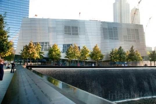 9/11 Museum, 911, 911 memorial museum, 911 memorial museum dedication, Barack Obama, eco design, green design, National September 11 Memorial Museum, Sept 11, Snohetta, sustainable design