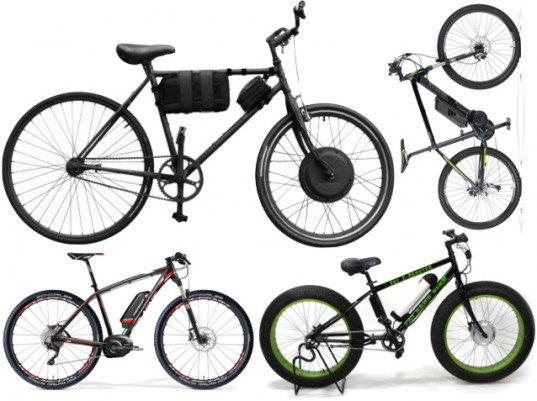 The Ultimate DIY Ebike Guide, Micah Toll, electric bike, electric bicycle, green design, sustainable design, green transportation, diy, diy electric bike, electric bike kit, ev, electric vehicle