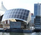 Baltimore's Solar-Powered Water Wheel Can Devour 50,000 Pounds of Harbor Trash Every Day