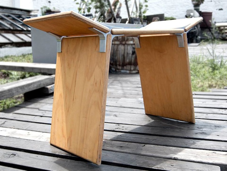 EcoSystems Designs Flat Pack Modos Furniture Made from Sustainably  Harvested Plywood   Inhabitat   Green Design  Innovation  Architecture   Green Building. EcoSystems Designs Flat Pack Modos Furniture Made from Sustainably