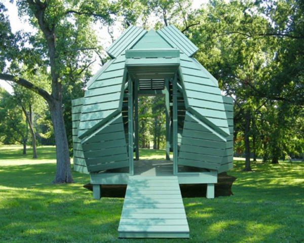 Michael Jantzen Launches Transformable M-Velope Shelters Made from ...
