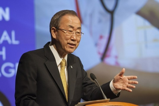 UN, United Nations, Ban Ki-Moon, climate change, global warming