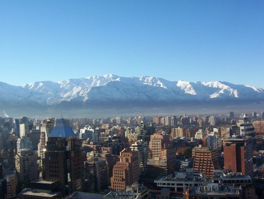 Governor Asks Chileans to Stop World Cup Barbecues Due to Air Pollution Problems