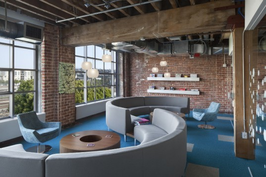 Adobe 410 Townsend, Valerio Dewalt Train Associates, adobe, green renovation, eco office, leed silver ci, san francisco