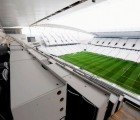 World Cup Stadium Embarrassingly Incomplete Just Days Ahead of Opening Day in Brazil