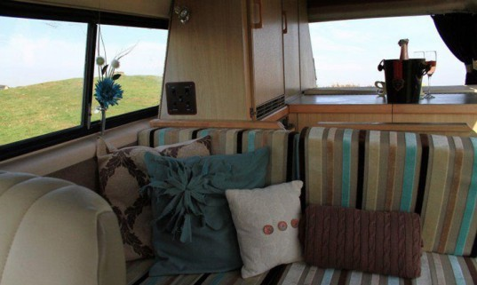 Binky Campervan Rent A Tiny Home On Wheels For Your Next