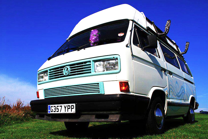 Building 187 binky campervan rent a tiny home on wheels for your next