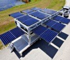 Amazing Pop-Up Solar Power Station Delivers Energy Anywhere it's Needed