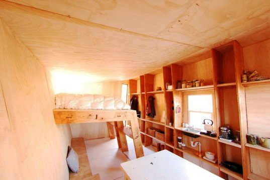 Fndry, FOUNDHouse, Tiny Homes, WikiHouse, recycled wood shipping pallets, CNC machine, open-source architecture, Recycled Materials, Green Materials, Prefab Housing, Architecture,