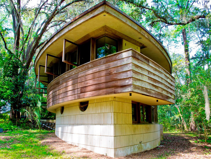 Frank Lloyd Wright House Among America S Most Endangered