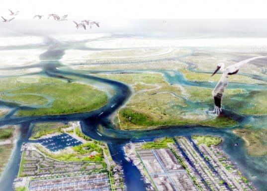 The Interboro Team, Living With the Bay, New York, New Jersey, Housing and Urban Development, Rebuild by Design, Superstorm Sandy, climate change, resiliency, flood prevention, Shaun Donovan