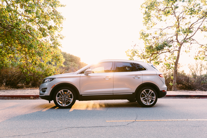 We Test Out The New Lincoln MKC: A Crossover Vehicle with a Small Footprint, but Big Style