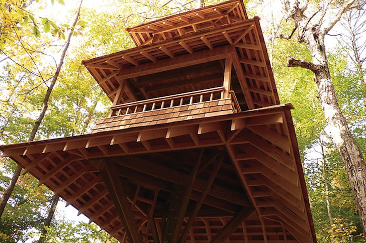 how to build a japanese pagoda