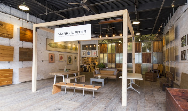 Nyc S Newest Shake Shack Features Reclaimed Furniture By