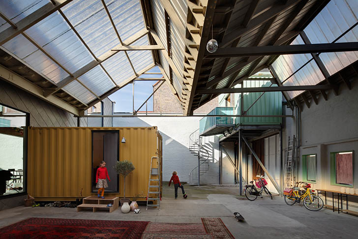 Bomastraat Belgian Warehouse Home Shelters Three Shipping