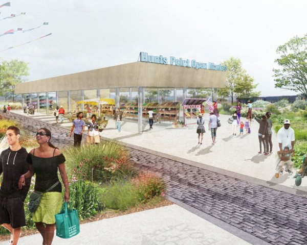 Rebuild by design competition, rebuild by design, penndesign, olin, olin landscape architecture, Bronx, new york city, hunts point, hurricane sandy task force, hunts point lifelines, working waterfront, cleanways, hud rebuild by design, storm surges, resiliency