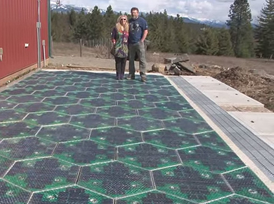 Detractors Say That Solar Roadways Must Be Stopped
