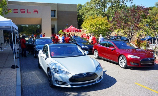 Tesla's First Service Center in New Jersey Gets the Green Light