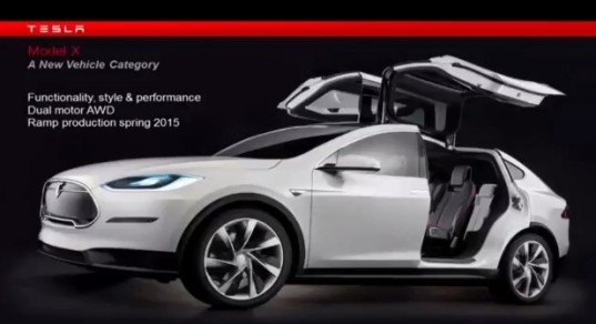 Tesla Has Tweaked The Model X To Make It Look Better And Appeal To