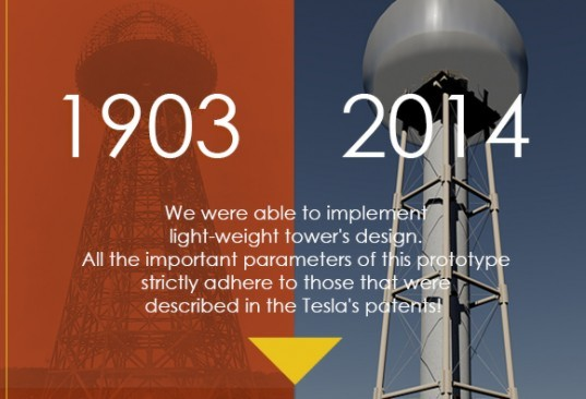 Russian Physicists To Rebuild Tesla S Wardenclyffe Tower