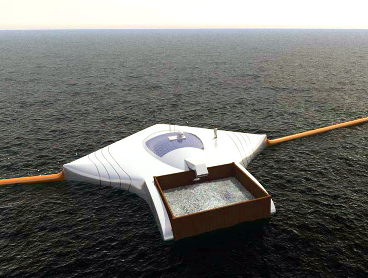 INTERVIEW: Boyan Slat, Teenage Inventor Of The Ocean Cleanup Array