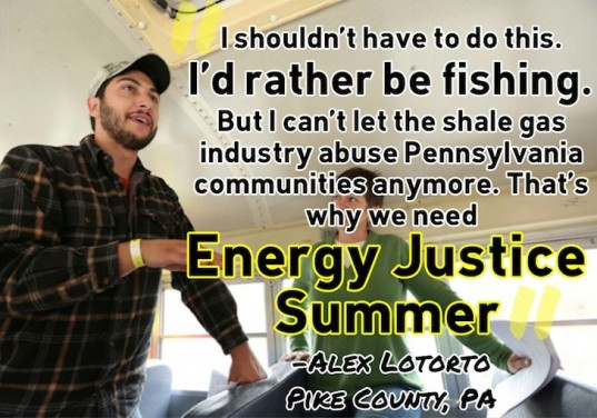 energy, climate justice, summer