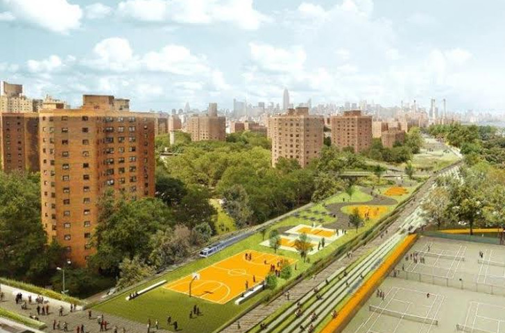 Could Big S Quot Big U Quot Proposal Protect New York City From