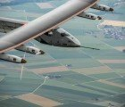 Solar Impulse 2 Airplane Launches Successful Maiden Flight in Switzerland