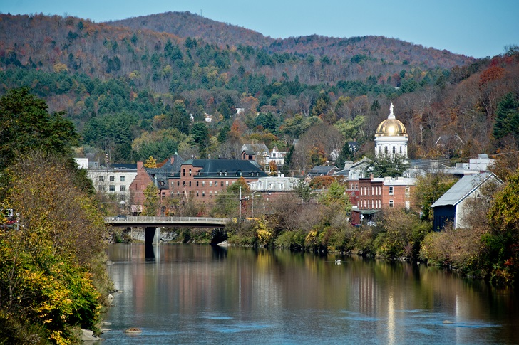 Vermont Becomes First State to Create Long-Term Climate Plan